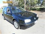 1999 VOLKSWAGEN GOLF TRENDLINE GL 4th Gen HATCHBACK