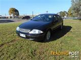 2001 FORD FALCON FUTURA AU II SEDAN