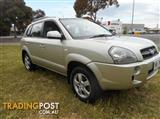 2006 HYUNDAI TUCSON CITY (No Series) WAGON