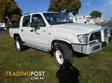 2002 TOYOTA HILUX  KZN165R CAB CHASSIS