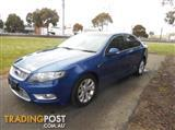 2008 FORD FALCON G6E FG SEDAN
