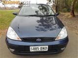2003 FORD FOCUS LX LR HATCHBACK