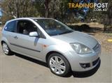 2005 FORD FIESTA ZETEC WP HATCHBACK