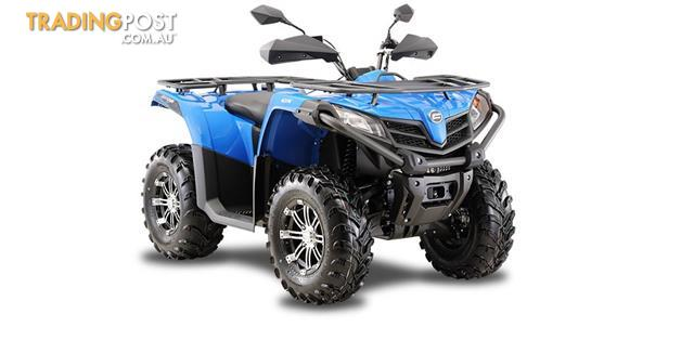 2018 CF MOTO X5 500CC ATV for sale in Norwood TAS | 2018 CF MOTO X5 ...