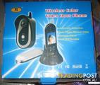 New Wireless Colour Video Door Phone, (2 kit's available)