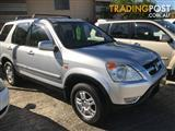 2003 HONDA CR-V (4x4) MY03 4D WAGON