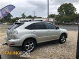 2005 LEXUS RX330 SPORTS LUXURY MCU38R UPDATE 4D WAGON