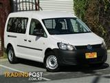 2014 Volkswagen Caddy TDI250 BlueMOTION Maxi 2KN MY14 Van