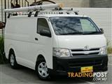 2012 Toyota Hiace LWB KDH201R MY12 Van
