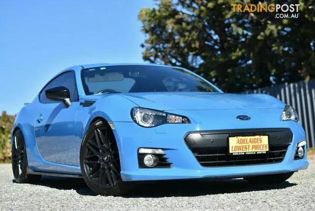 Hyper Blue Brz >> 2015 Subaru Brz Premium Hyper Blue My16 2d Coupe