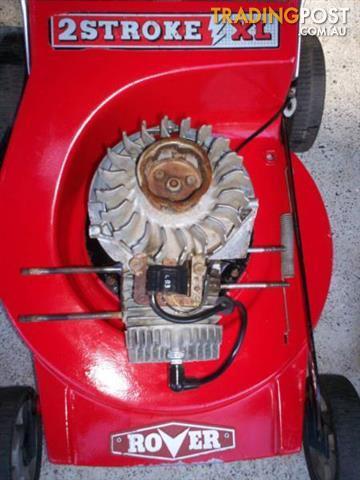 wrecking rover 2 stroke suzuki engine prices from for sale in rh tradingpost com au Ryobi Lawn Mower rover suzuki 2-stroke lawn mower manual