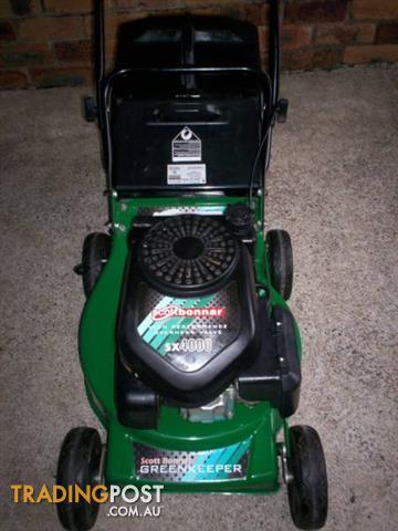 rover fairway lawn mower manual