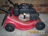 SANLI BEETLE,LAZER AND POWER MULCH MOWER WRECKING PRICES FROM