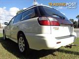 2002 SUBARU OUTBACK H6 MY02 4D WAGON