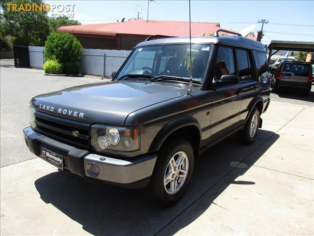 2003 land rover discovery s 4x4 series ii 4d wagon for sale in melbourne vic 2003 land rover. Black Bedroom Furniture Sets. Home Design Ideas