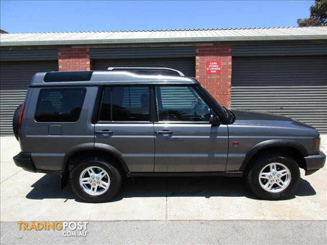 2003 land rover discovery s 4x4 series ii 4d wagon for. Black Bedroom Furniture Sets. Home Design Ideas