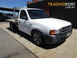 1999 FORD COURIER GL PE C/CHAS