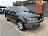 2007 FORD TERRITORY TX (4x4) SY 4D WAGON