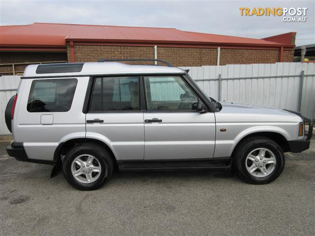 2004 land rover discovery series ii 4d wagon for sale in melbourne vic 2004 land rover. Black Bedroom Furniture Sets. Home Design Ideas