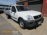 2005 HOLDEN RODEO LX RA MY06 UPGRADE C/CHAS