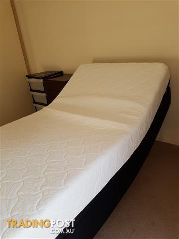 Revitalife King Single Cloud Luxury Bed