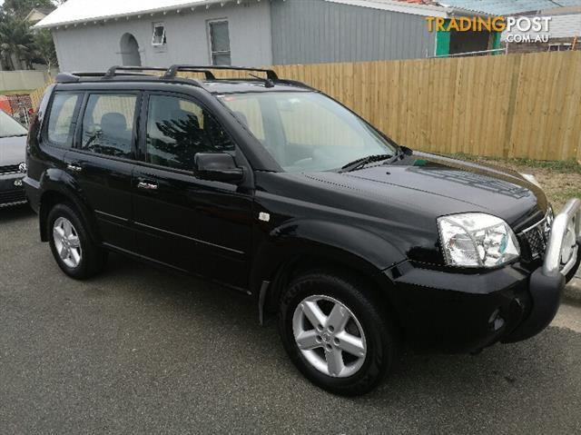 2005 NISSAN X-TRAIL Ti-L (SUNROOF) (4x4) T30 4D WAGON