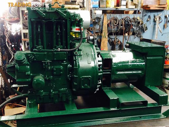 Lister Aircooled Diesel Gensets