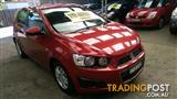 2012  HOLDEN BARINA CD TM MY13 HATCHBACK