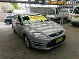 2012  FORD MONDEO LX MC 5D HATCHBACK