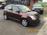 2009  SUZUKI SWIFT S RS415 5D HATCHBACK