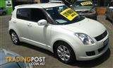 2010  SUZUKI SWIFT RE4 RS415 5D HATCHBACK