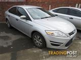 WR215 – Online Auction - 3 x 2010 Ford Mondeo LX Hatchbacks, 2 x 2005 Ford Falcon XT Wagons
