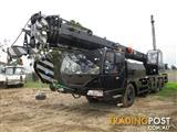 PS175 - Expressions of Interest - 2011 Zoomlion 25 Tonne Truck Crane