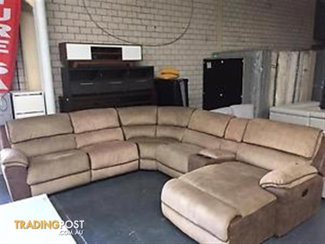 Bourbon Modular Recliner Lounge