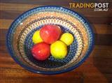 pottery from Poland, folk necklaces and more