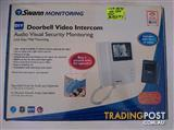 Swann Security Doorbell Video Intercom System