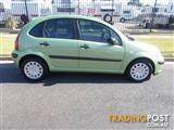 2002 CITROEN C3 EXCLUSIVE (No Series) HATCHBACK