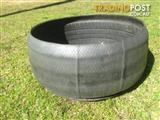 Recycled Tyre Feeders
