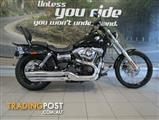 2014 Harley-Davidson FXDWG Wide Glide   Cruiser