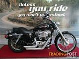 2010 Harley-Davidson XL1200C 1200 Custom   Cruiser