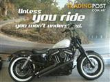 2011 Harley-Davidson XL1200X Forty-Eight   Cruiser