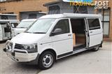 VW T5 4Motion All Wheel Drive Frontline Adventurer