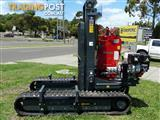 Hades 1500 tracked forklift - FOR HIRE