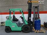FORKLIFT MITSUBISHI GRENIDA 25 $12500 + GST H434