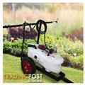 WEED GARDEN PEST SPRAYER 60L CHAPIN BACKPACK TANK HEAVY DUTY TRAILER & REAR BOOM