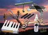 piano parts inc tilter, strings, tuning pins, regulating lead, key tops & fronts, felts, hammers