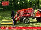 DIGGA 1200kg Agricultural Loader Massey Ferguson Tractors Pallet Forks