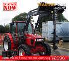 DIGGA PDX Tractor & Farm Front loaders Post Hole Digger