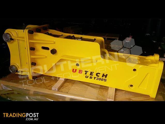 UBTECH-UBT300S-Silence-Excavator-Hydraulic-Rock-Breaker
