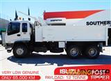 ISUZU FVZ1400 275HP Tipper Truck / Rigid Truck - Very Low genuine, 65,000 KM